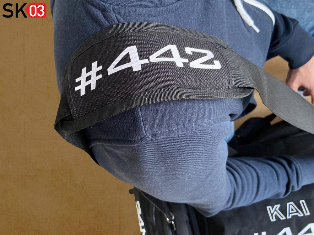 MX Motocross Reise Tasche für die Bekleidung